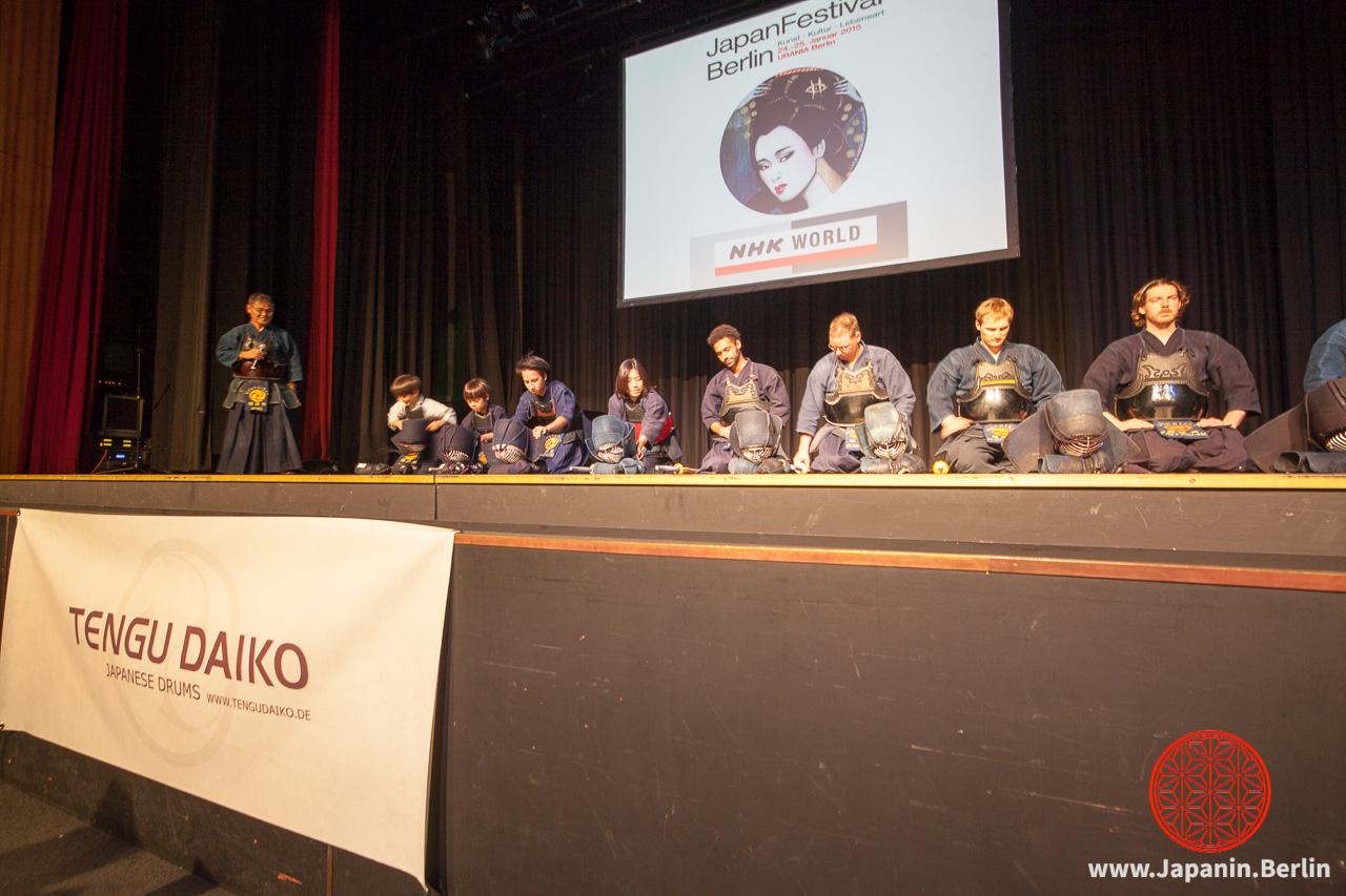 Bericht vom 10. Japanfestival in Berlin