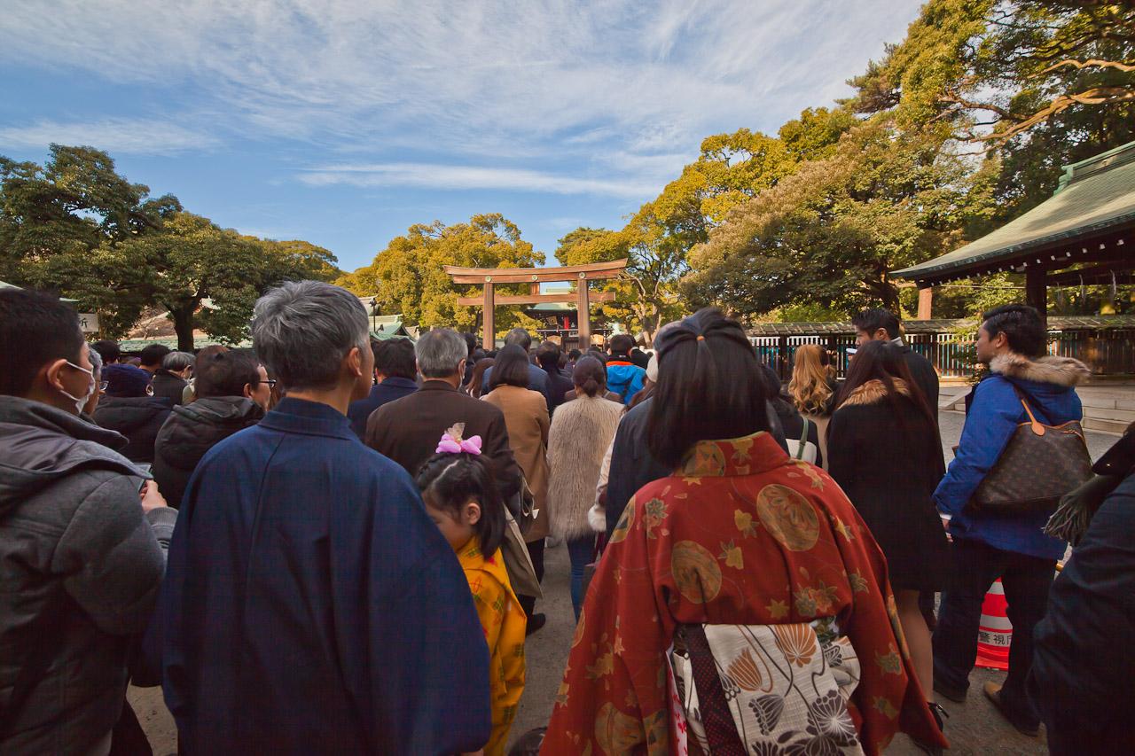 Neujahrsbräuche in Japan