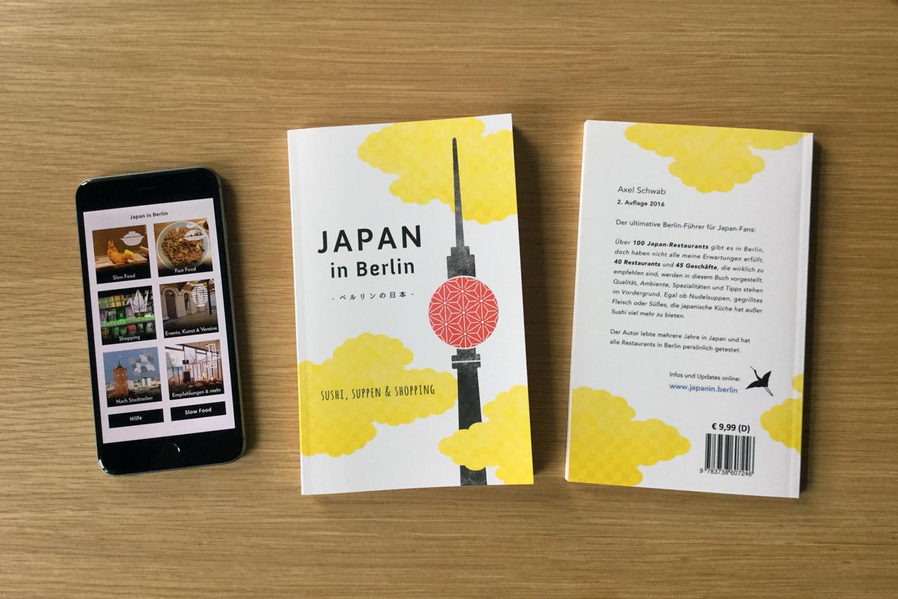 """Neuauflage """"Japan in Berlin"""" jetzt überall erhältlich"""