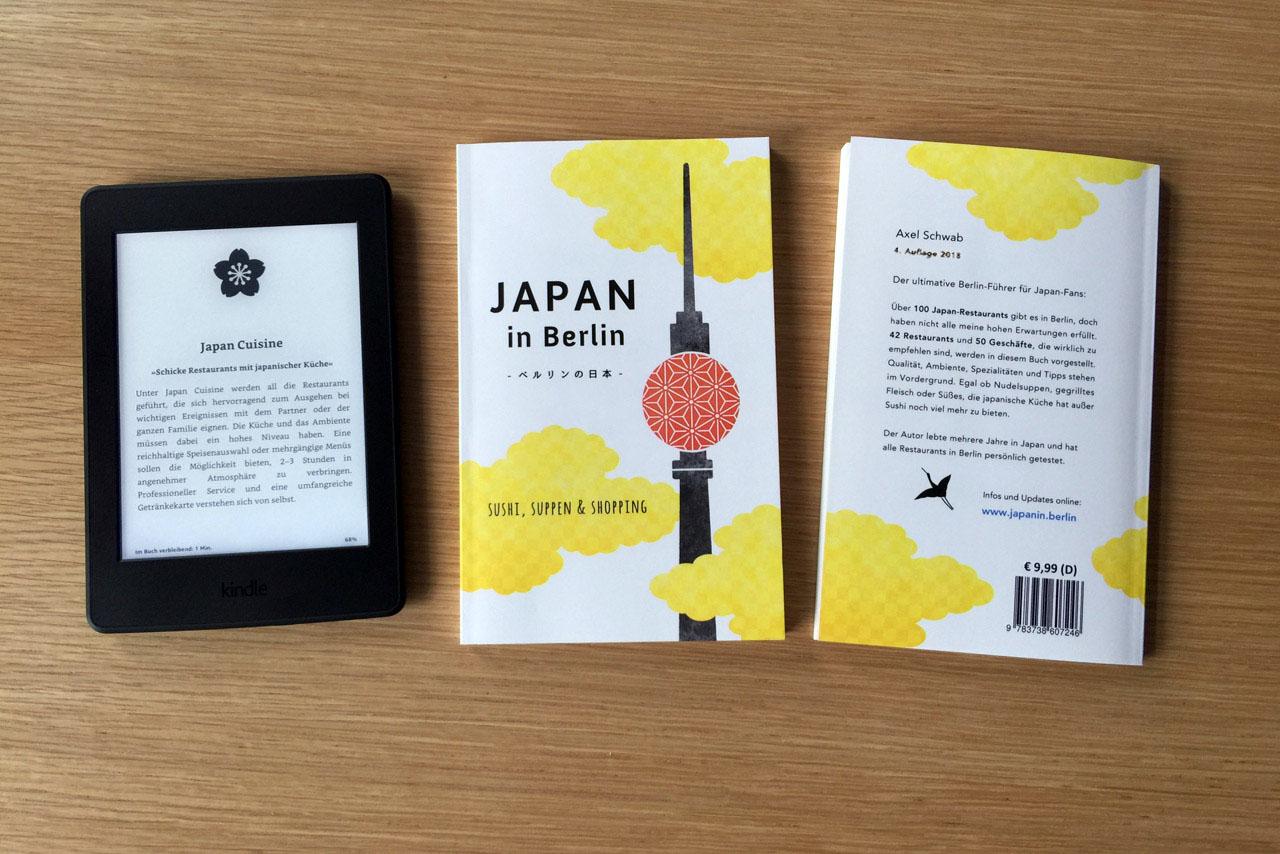 """Die 4. Auflage von """"Japan in Berlin"""" ist überall erhältlich"""