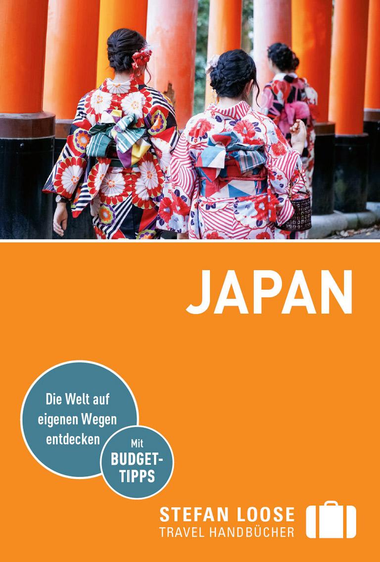 Stefan Loose Travel Handbuch Japan